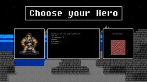 Brixplorer Character Select